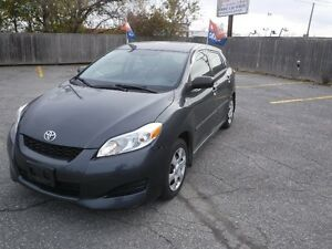2009 Toyota Matrix automatic Hatchback