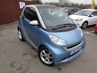 2012 Smart fortwo 1.0 Turbo ( 84bhp ) Softouch Pulse