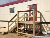 Modular Installation Labourers & Carpenters
