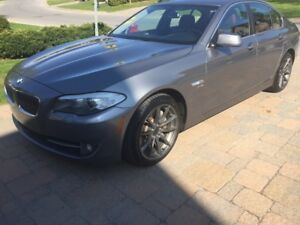 2012 BMW 5-Series Xi Berline Garanti BMW