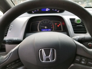 2008 Honda civic with remote starter