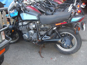 ONLY FOR PARTS Honda Nighthawk 750