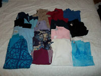 Woman's clothing lot (lg-xlg) (3) - (New Deals!)