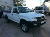 MITSUBISHI L200 4X4 SINGLE CAB PICK-UP (NOW SOLD) SIMILAR TRUCKS REQUIRED !!