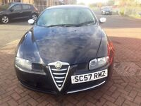 Alfa Romeo gt blackline swap