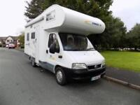 2005 Chausson Welcome 9.. 4 Berth Motorhome