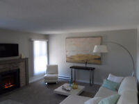 NEWLY RENOVATED SUITES, MUST TO SEE!!! ONLY 2 - 2 BEDROOMS LEFT