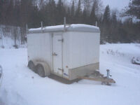 Trailer wheels cargo 2006