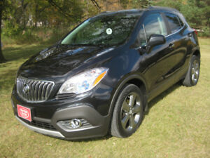 2013 Buick Encore Convenience SUV, Crossover