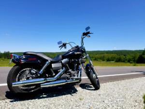 Harley davison Dyna Street bob