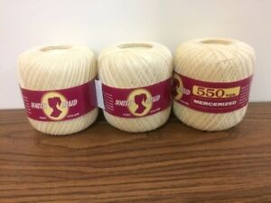 South Maid off white colour fast - 550 yards - $2.00 each