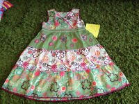 Beautiful Next baby girl's dress age 18-24 months