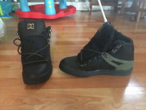 DC Shoes brand new not worn once