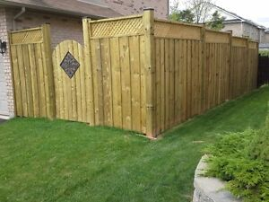 Fence & Deck Installation & Demolition - Cheapest Prices In GTA
