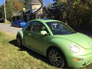 New beetle 2004