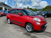 2014 14 Fiat 500L 1.6 Multijet ( 105bhp ) ( 7st ) ( s/s ) Lounge MPW (7st)