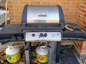 Sterling Two-burner BBQ grill