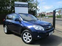 2008 Toyota RAV4 2.2 D-4D ( 134bhp ) XT-R(ONE OWNER,GOOD HISTORY,WARRANTY)