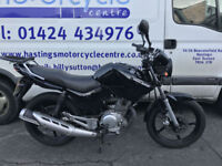 Yamaha YBR 125 / YBR125 Learner Legal / Nationwide Delivery / Finance