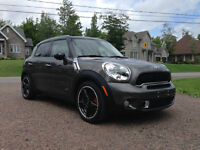 2012 MINI Cooper S Countryman ALL4 MANUEL 6 vit. Turbo CUIR TOIT