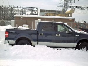 2004 Ford F-150 chrome package Pickup Truck