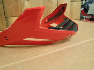 2015 S1000R ENGINE SPOILER RIGHT AND LEFT