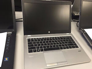 "HP 9470M INTEL CORE I 1.8GHZ 8GB 500GB 14"" LED WIN10"