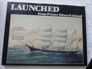 LAAUNCHED from PRINCE EDWARD ISLAND { 1981 }