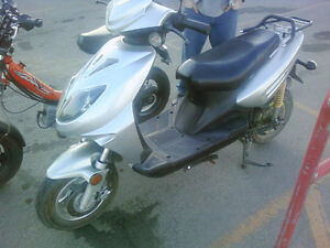 Electric Scooter was Stolen - Please contact if seen.