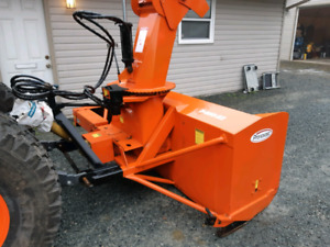 92 inches Pronovost snowblower