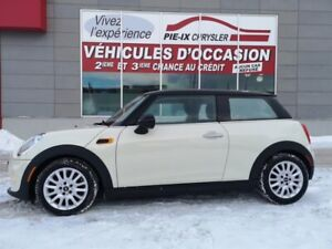 Mini Cooper Hardtop 3dr HB+TOIT+CUIR+MAGS+WOW! 2015
