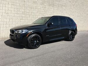 2015 BMW X5 35d diesel M-Sport and Premium SUV, Crossover