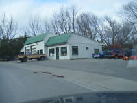 Commercial Building on 1/2 acre site - Main St. Warkworth