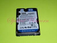 """Laptop Notebook 750GB SATA 2.5"""" Hard Drive 100% tested and wiped"""