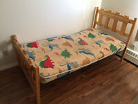 single bed free