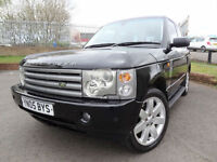 2005 Land Rover Range Rover - 11 Service Stamps (last 600mls ago) - KMT Cars