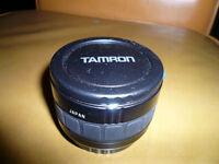 Tamron -f Teleconverter