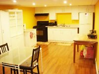 AAA - Separate entrance - large apartment
