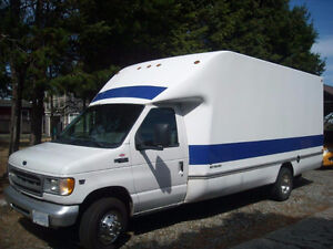 2001 Ford E-Series Van Unicel Other
