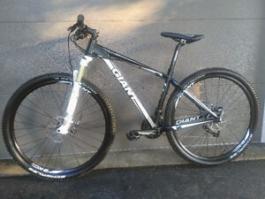 Giant- XTC -29er 1- Mountain Bike MINT CONDITION -NEW