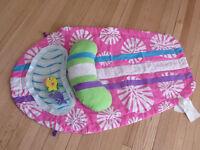 Deux tapis d'éveil pour bébé
