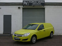 VAUXHALL ASTRA VAN 1.3CDTi CLUB PANEL DAY DELIVERY WORK TOOL TRANSPORT VAN