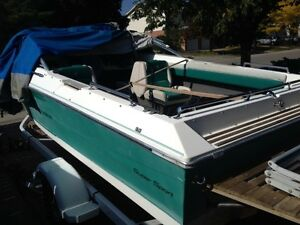 Stingray198 SVB 3.7 mercruiser no trailer $1600 Cambridge Kitchener Area image 2