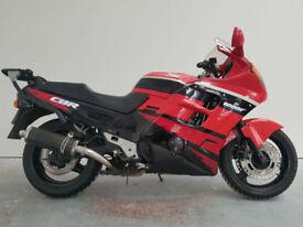 1993 Honda CBR1000F 18,335 Genuine Miles Well Maintained Minor Panel Damage
