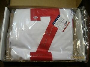 Autographed Hockey Jersey of Ted Lindsay w/ Certification St. John's Newfoundland image 7