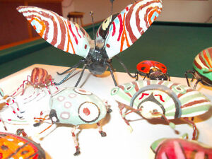 Handcrafted Insects