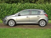 Vauxhall Corsa 1.4 SE 5dr PETROL AUTOMATIC 2014/63