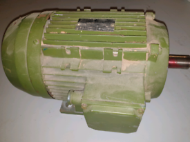 Electric motor 3 phase 4hp