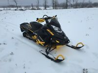 Bombardier Renegade backcountry X 800 E-TEC (GARANTIE FABRICANT)