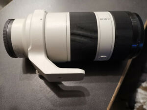 Sony 70-200 f4-imaculate condition emount